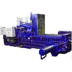 Hydraulic Baling Press - Jumbo High Density