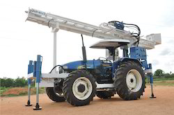 2015 Tractor Mounted Water Well Drilling Rig