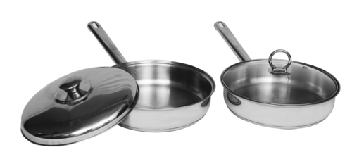MIINOX Stainless Steel Frypans, for Home