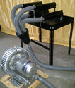 Extrusions & Strips Air Wiping System