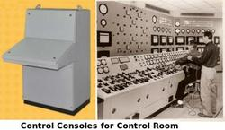 Control Consoles for Control Room