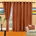 Polyester Plain Curtains