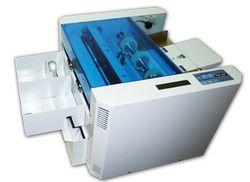 Business card cutting machine printech machineries manufacturer a4 business card cutter slitter reheart Images