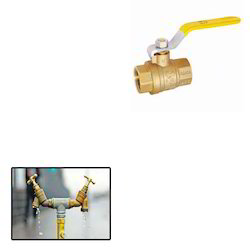 Brass Ball Valves for Water Supply