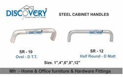 Ovel-D Cabinet Handle