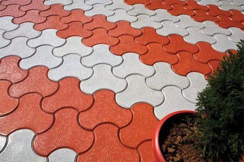 Interlocking Tiles Precast Concrete Milano Manufacturer From Gurgaon