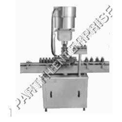 Automatic Cap Sealing Machine for Beverage Industry