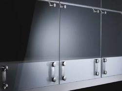 Customized Glass Handrail