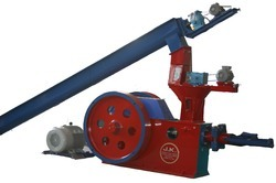 Semi-Automatic Saw Dust Briquetting Machine