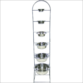 pet bowl display stand view specifications details of display