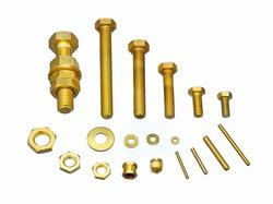 Brass Nuts,Bolts and Washers