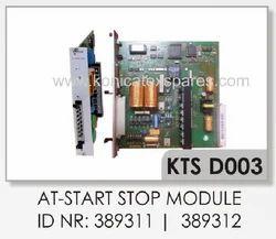 Dornier At Start Stop Module 389312