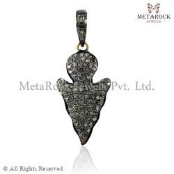 Party Wear Diamond Charm Pendant