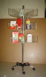 Showroom Rotary Displays