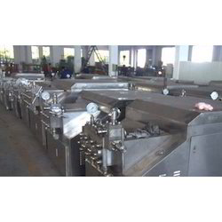 High Speed Homogenizer