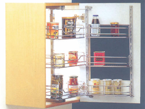 Modular Kitchen Accessories Mini Overhead Pantry