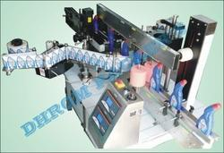 Toiletries Labeling Machine