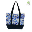 White Color Eco Concept Cotton Canvas Tote Bags, Capacity: 5 To 6 Kg