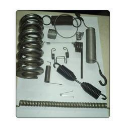 Compression Spring, Helical Spring, Railway Spring