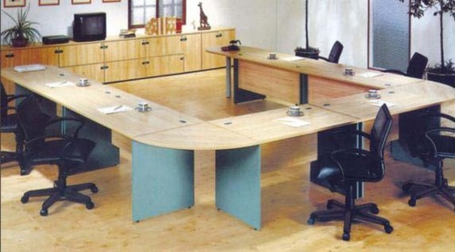 L Shaped Conference Table Office Commercial Furniture Jain - L shaped conference table