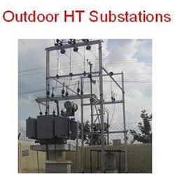 Outdoor HT Substations