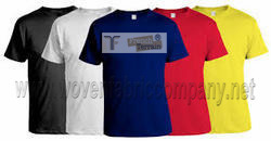 French Terrain Round Neck T Shirts
