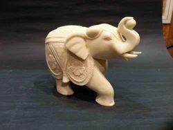 Shriji Marble Ivory Statue, For Decoration