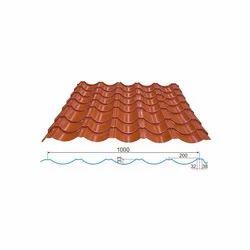 Wave Tile Profile