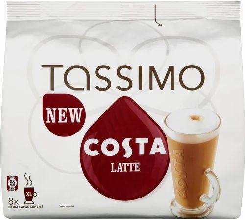 Tassimo Costa Latte Coffee