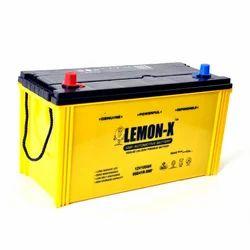 Lemon- X SMF Automotive Battery, Voltage: 12 V