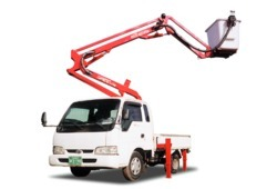 Diesel Skylift Cranes for Industrial Premises