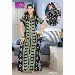 fef8820710c69 ... Ladies Gown > Nightgowns >Designer Printed Night Gowns. Designer Printed  Night Gowns