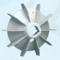 Plastic Fan Suitable For Siemens/BharatBijlee 132 Frame Size