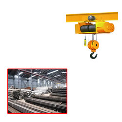 Wire Rope Hoists For Steel Industry