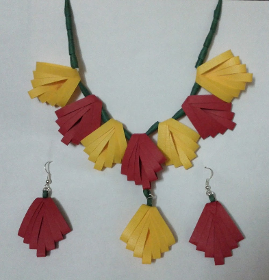 Paper Quilling Jewellery Paper Quilling Pendant