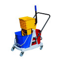 Wringer and Mopping Trolleys