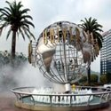 Rotary Globe Fountain