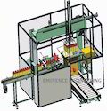 Matrix Formation and Bottle Cartoning Machine