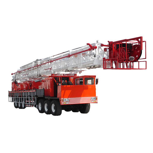 Workover Rigs at Best Price in India