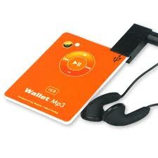 Card Mp3 Players