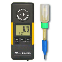Lutron PH-209G Green Power pH Meter