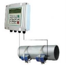 Installation Of Ultrasonic Flow Meter