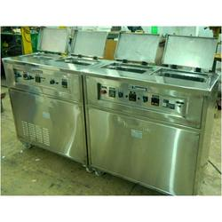 Multi Stage Aqueous Ultrasonic Cleaners