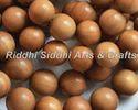 Sandalwood Prayer Chinese Beads
