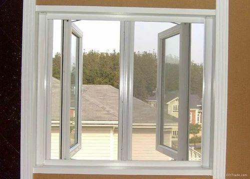 Aluminium Thermal Break Windows Openable Window System