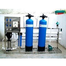 RO Plant for Water Purification
