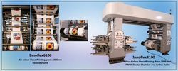 Innovative Flexotech High-Speed Flexo Printing Machine, For Paper, Number Of Colors: 8 Color
