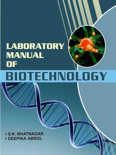 laboratory manual of biotechnology vishal publishing co rh indiamart com biotechnology lab manual biotechnology lab manual class 12