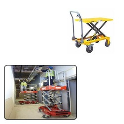 Scissor Lift for Construction Use
