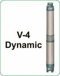 Owi V4 Dynamic Borewell Pumpset